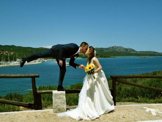 Il matrimonio di Filippo e Valentina  a Porto Rotondo, Sassari 12