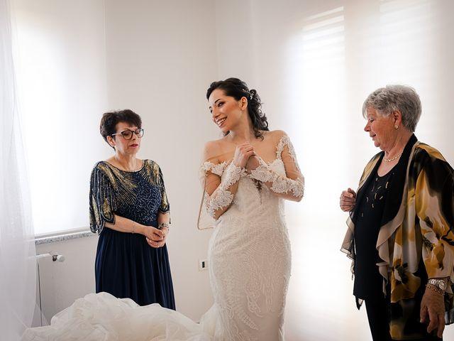 Il matrimonio di Antonello e Valentina a Siniscola, Nuoro 9