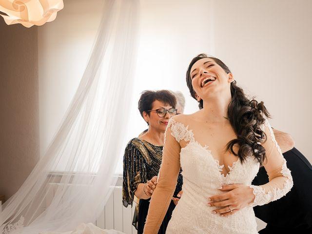 Il matrimonio di Antonello e Valentina a Siniscola, Nuoro 11