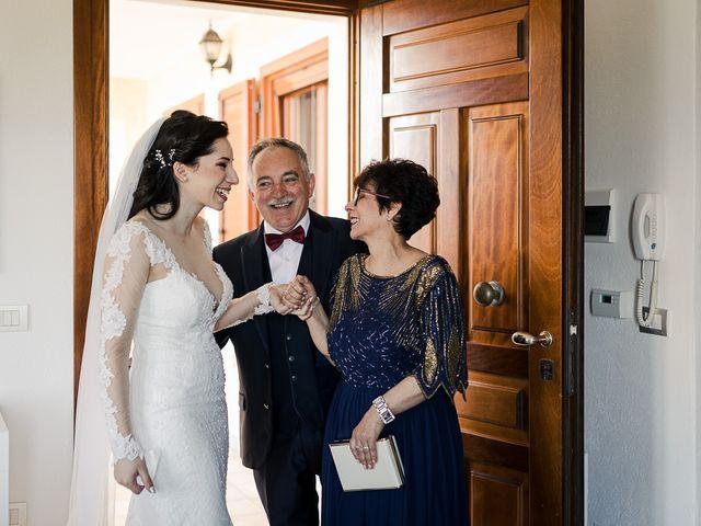 Il matrimonio di Antonello e Valentina a Siniscola, Nuoro 19