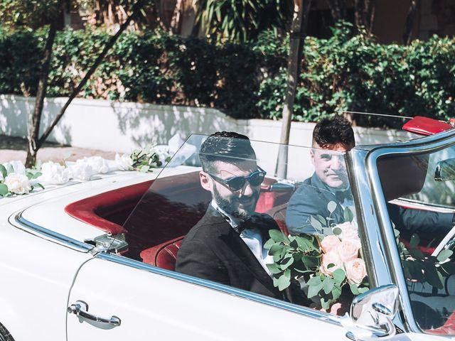 Il matrimonio di Antonello e Valentina a Siniscola, Nuoro 31