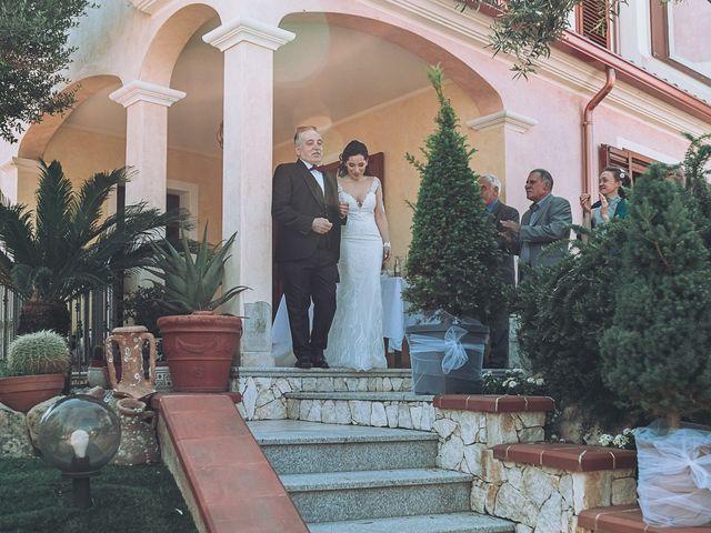 Il matrimonio di Antonello e Valentina a Siniscola, Nuoro 33