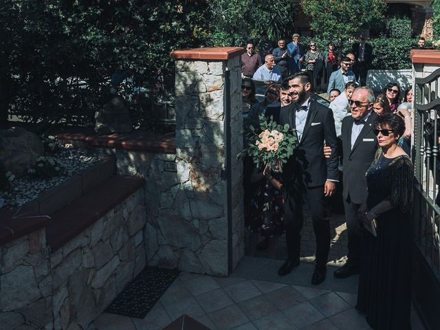 Il matrimonio di Antonello e Valentina a Siniscola, Nuoro 34