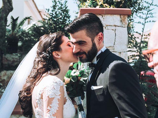 Il matrimonio di Antonello e Valentina a Siniscola, Nuoro 36