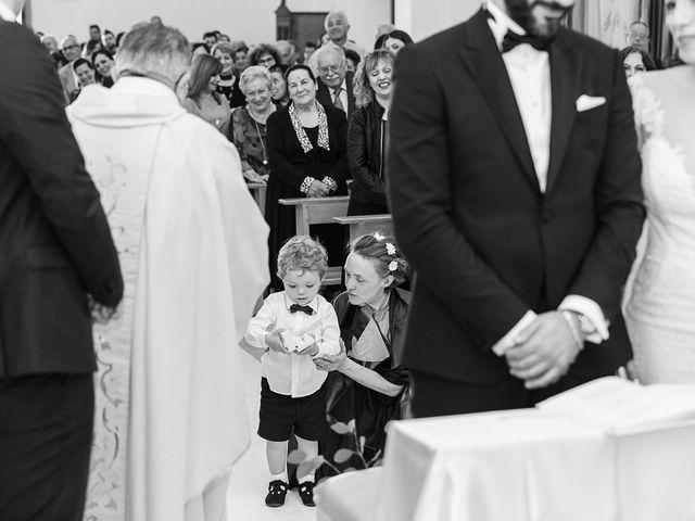 Il matrimonio di Antonello e Valentina a Siniscola, Nuoro 40