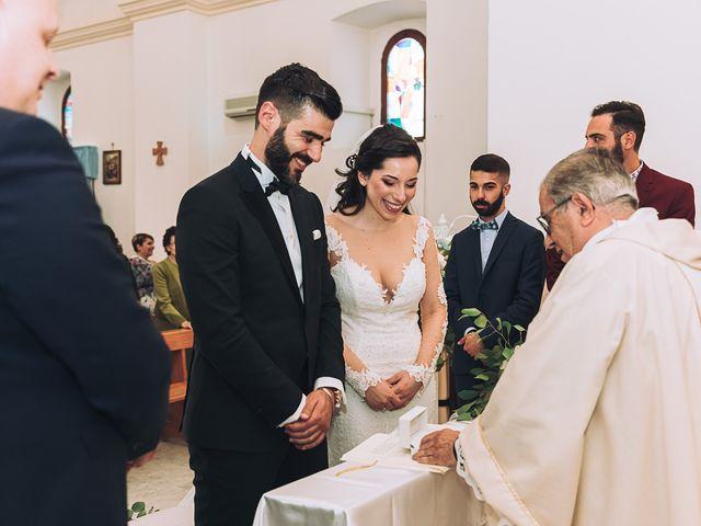 Il matrimonio di Antonello e Valentina a Siniscola, Nuoro 41