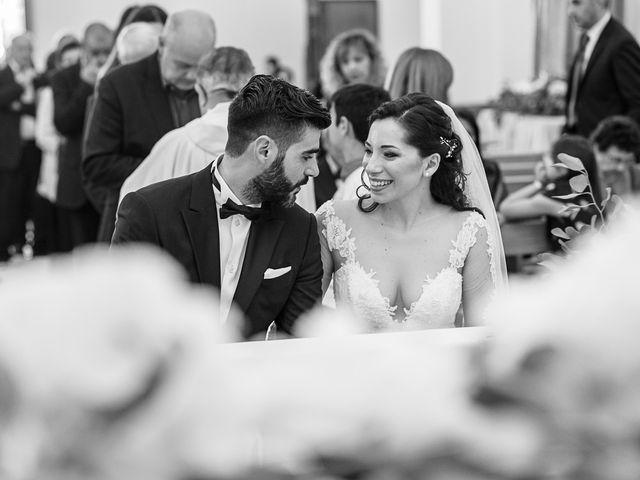 Il matrimonio di Antonello e Valentina a Siniscola, Nuoro 43