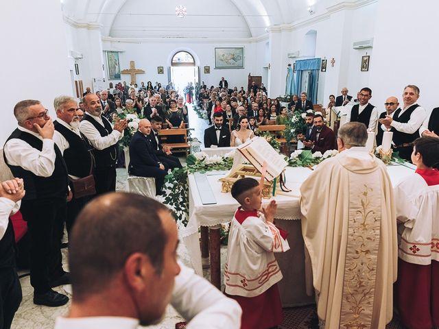 Il matrimonio di Antonello e Valentina a Siniscola, Nuoro 44