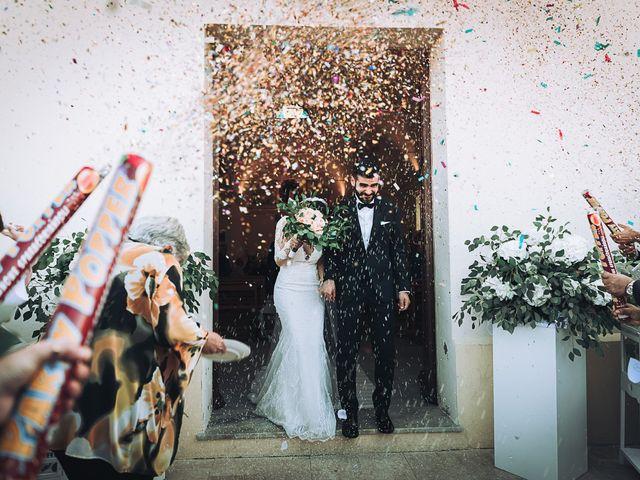 Il matrimonio di Antonello e Valentina a Siniscola, Nuoro 45