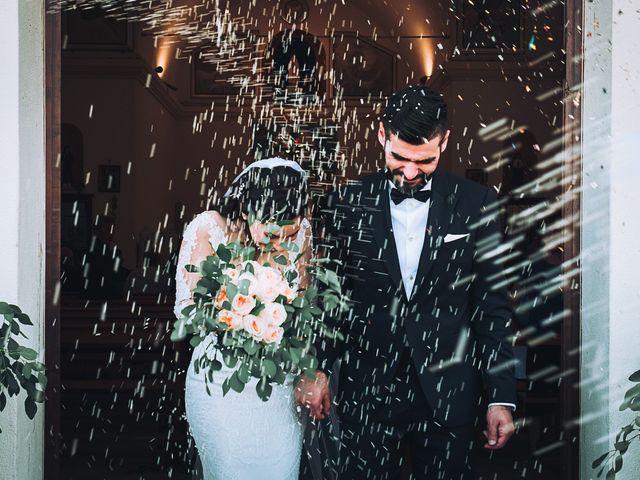 Il matrimonio di Antonello e Valentina a Siniscola, Nuoro 46