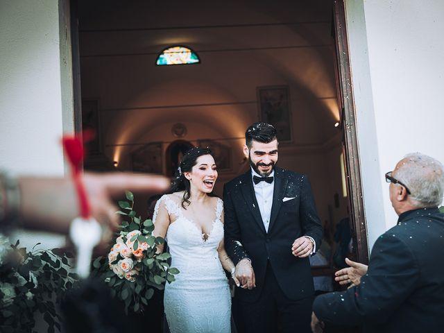Il matrimonio di Antonello e Valentina a Siniscola, Nuoro 47
