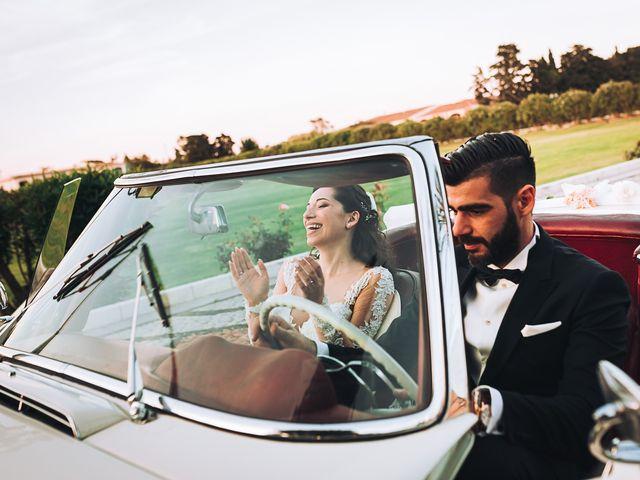 Il matrimonio di Antonello e Valentina a Siniscola, Nuoro 76
