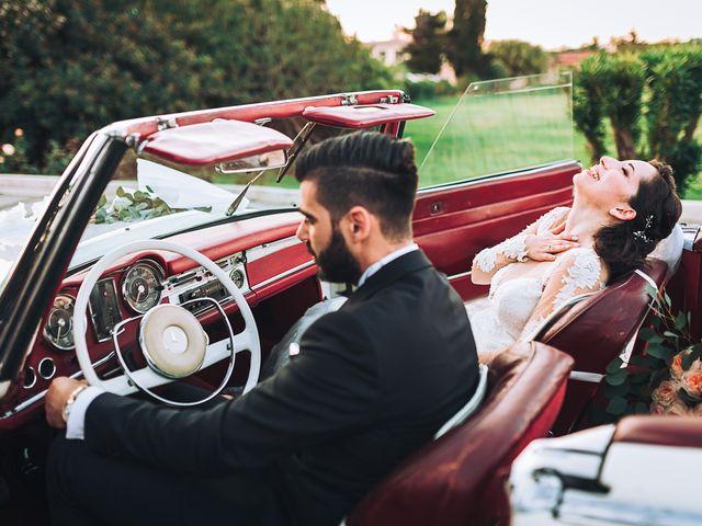 Il matrimonio di Antonello e Valentina a Siniscola, Nuoro 79