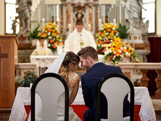 Le nozze di Andrea e Carolina