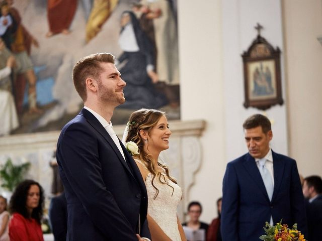 Il matrimonio di Carolina e Andrea a Treviso, Treviso 1