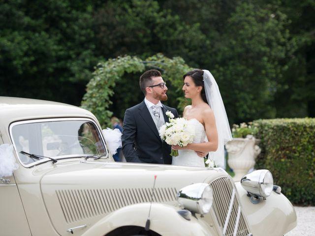 Le nozze di Giulia e Francesco
