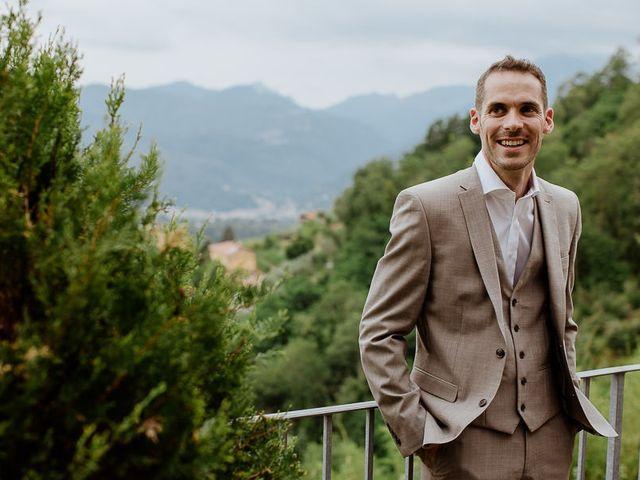 Il matrimonio di Barry e Emira a Barga, Lucca 11