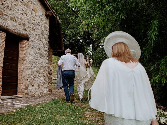 Il matrimonio di Barry e Emira a Barga, Lucca 24