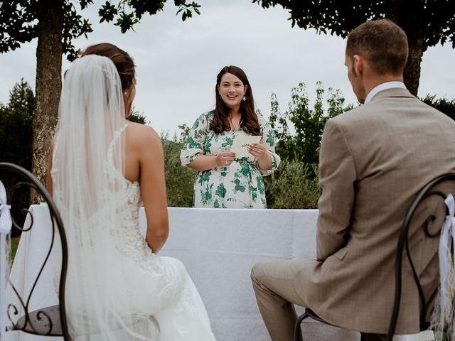 Il matrimonio di Barry e Emira a Barga, Lucca 35