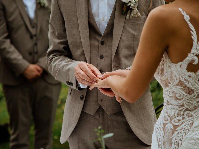 Il matrimonio di Barry e Emira a Barga, Lucca 43