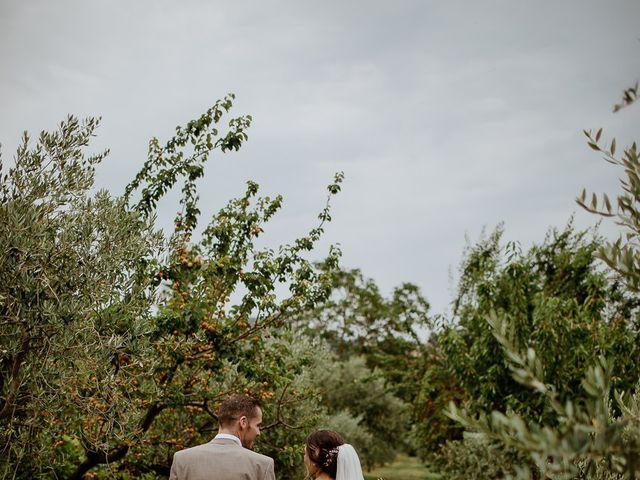 Il matrimonio di Barry e Emira a Barga, Lucca 50