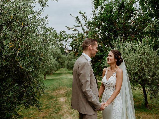 Il matrimonio di Barry e Emira a Barga, Lucca 51