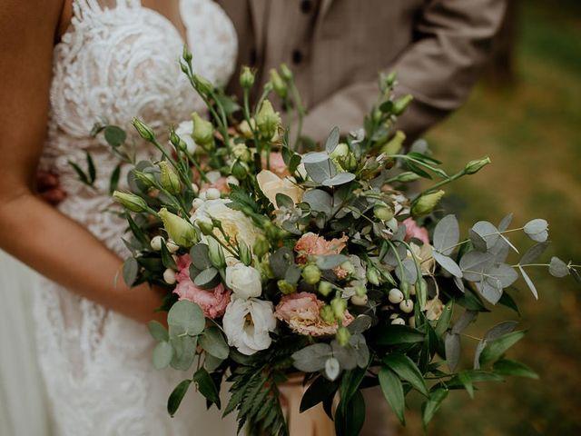 Il matrimonio di Barry e Emira a Barga, Lucca 53