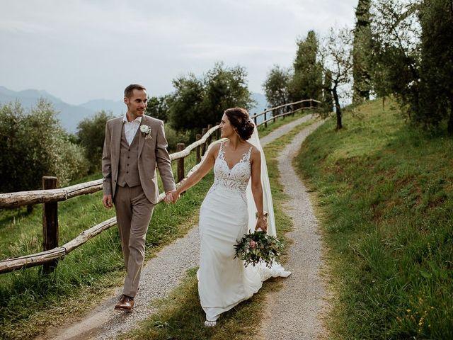 Il matrimonio di Barry e Emira a Barga, Lucca 59