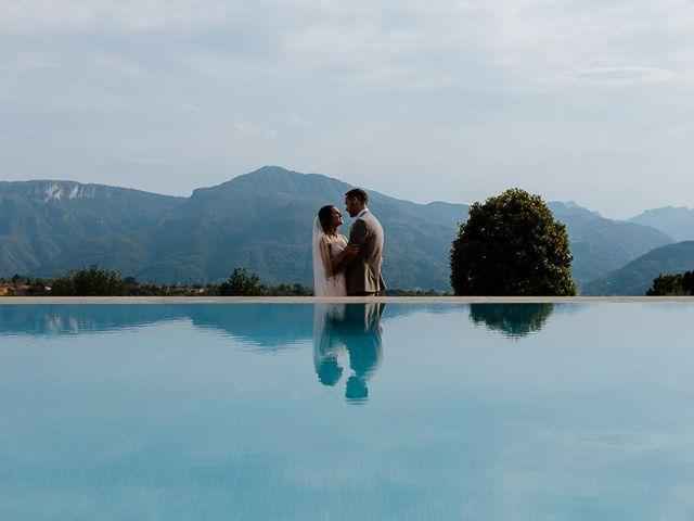 Il matrimonio di Barry e Emira a Barga, Lucca 61