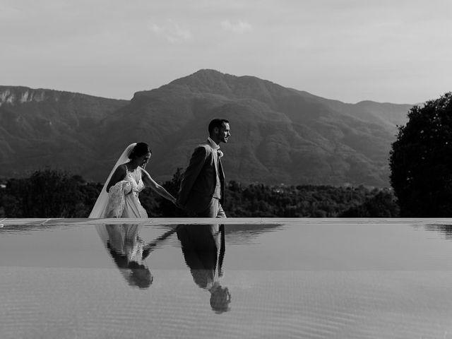 Il matrimonio di Barry e Emira a Barga, Lucca 62