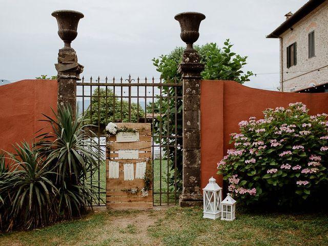 Il matrimonio di Barry e Emira a Barga, Lucca 64
