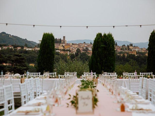 Il matrimonio di Barry e Emira a Barga, Lucca 66