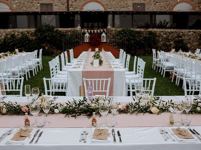 Il matrimonio di Barry e Emira a Barga, Lucca 67