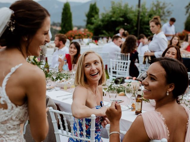 Il matrimonio di Barry e Emira a Barga, Lucca 70