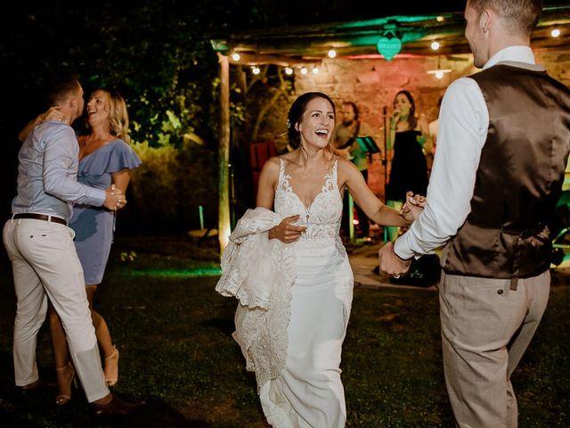 Il matrimonio di Barry e Emira a Barga, Lucca 77