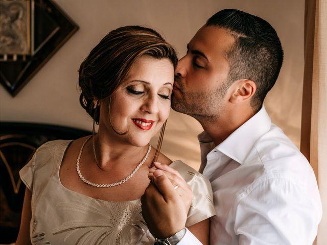 Il matrimonio di Salvatore e Rosaria a Palma di Montechiaro, Agrigento 11