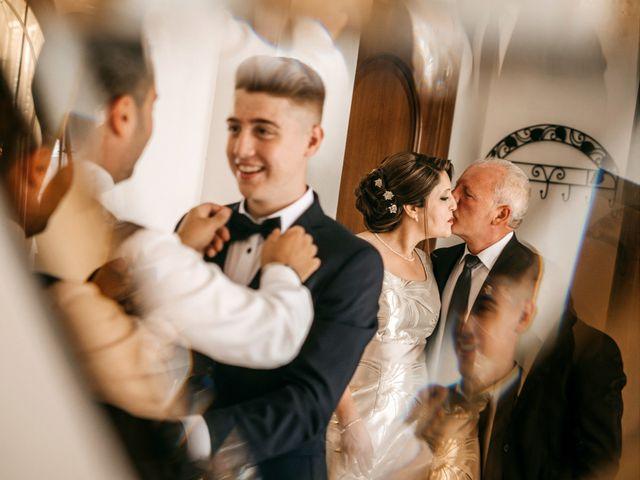 Il matrimonio di Salvatore e Rosaria a Palma di Montechiaro, Agrigento 15