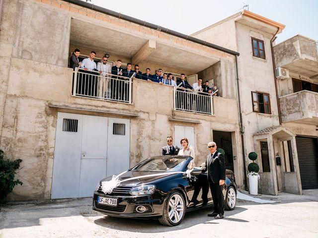 Il matrimonio di Salvatore e Rosaria a Palma di Montechiaro, Agrigento 23