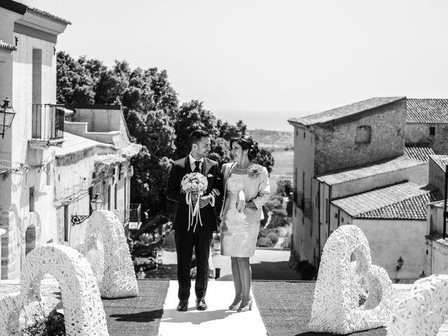 Il matrimonio di Salvatore e Rosaria a Palma di Montechiaro, Agrigento 25