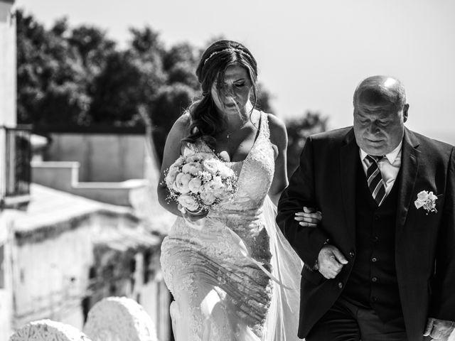 Il matrimonio di Salvatore e Rosaria a Palma di Montechiaro, Agrigento 28