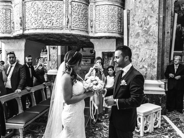 Il matrimonio di Salvatore e Rosaria a Palma di Montechiaro, Agrigento 31