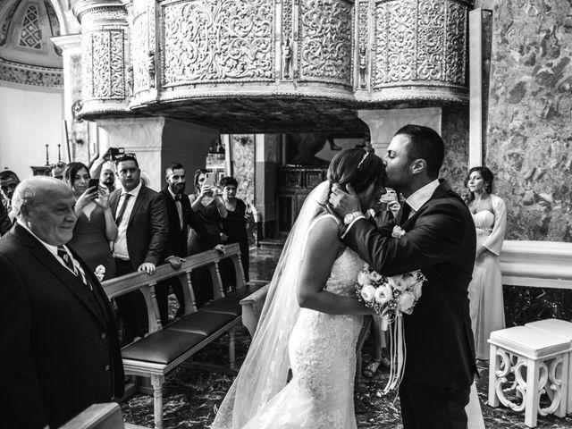 Il matrimonio di Salvatore e Rosaria a Palma di Montechiaro, Agrigento 32