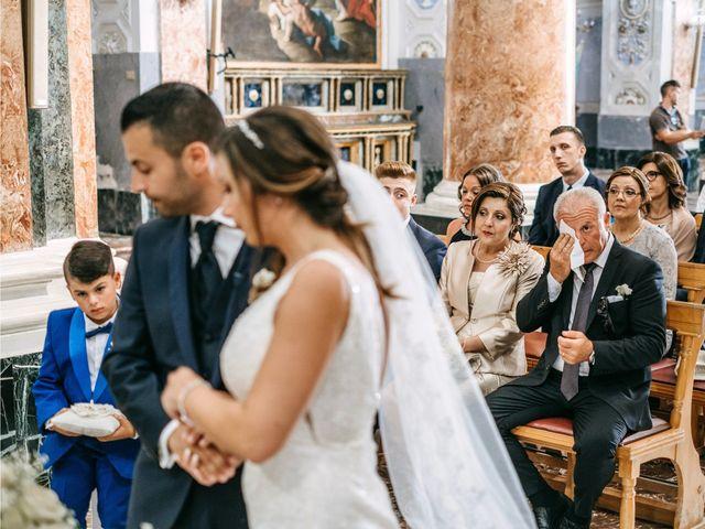 Il matrimonio di Salvatore e Rosaria a Palma di Montechiaro, Agrigento 35