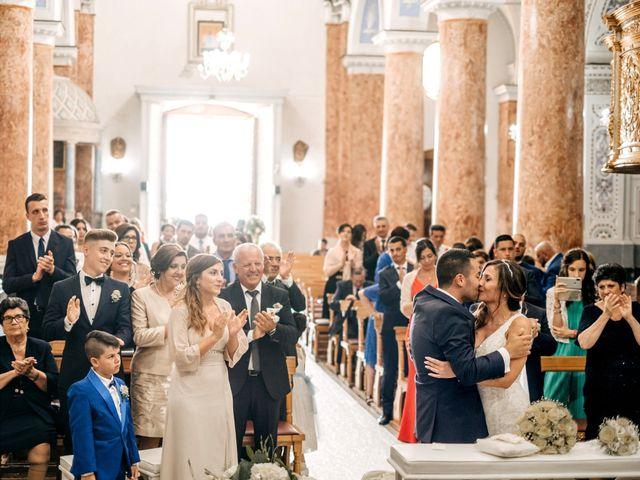 Il matrimonio di Salvatore e Rosaria a Palma di Montechiaro, Agrigento 36