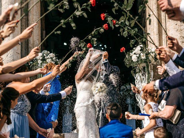 Il matrimonio di Salvatore e Rosaria a Palma di Montechiaro, Agrigento 38