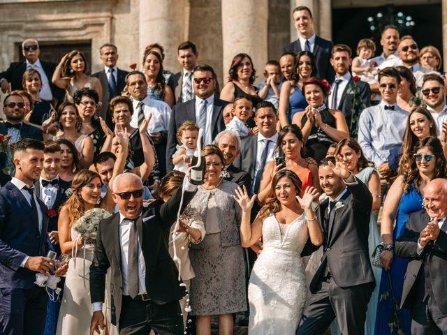 Il matrimonio di Salvatore e Rosaria a Palma di Montechiaro, Agrigento 40