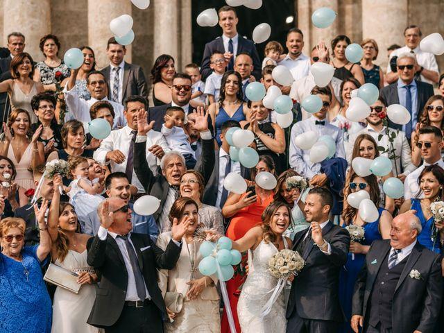 Il matrimonio di Salvatore e Rosaria a Palma di Montechiaro, Agrigento 41