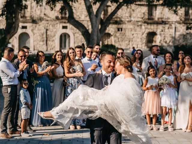 Il matrimonio di Salvatore e Rosaria a Palma di Montechiaro, Agrigento 45