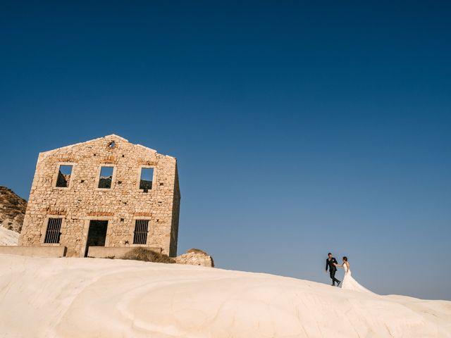 Il matrimonio di Salvatore e Rosaria a Palma di Montechiaro, Agrigento 47