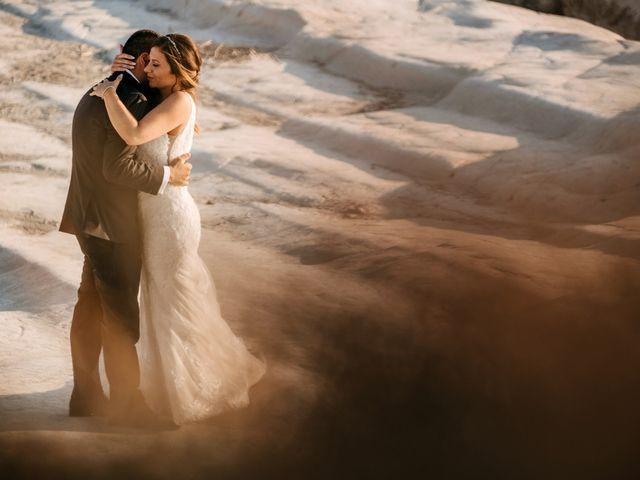 Il matrimonio di Salvatore e Rosaria a Palma di Montechiaro, Agrigento 51